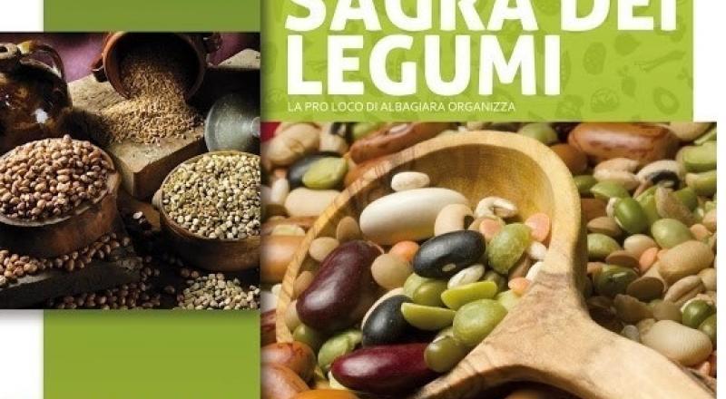 Sagra dei Legumi di Albagiara 2019, programma del 12 Maggio