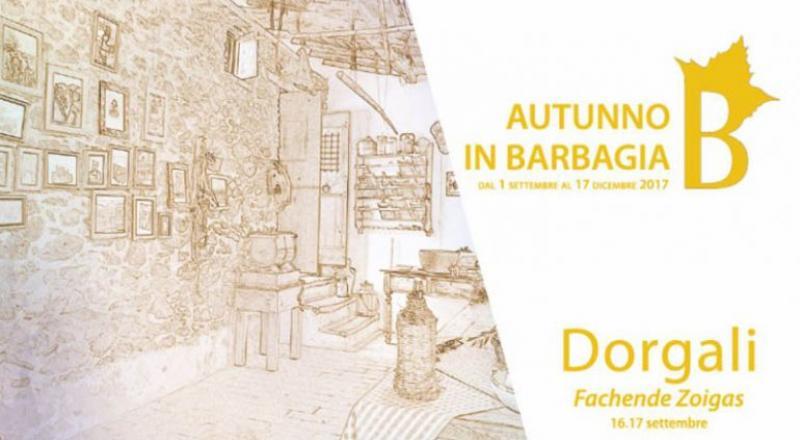 Autunno in Barbagia 2020 a Dorgali, programma