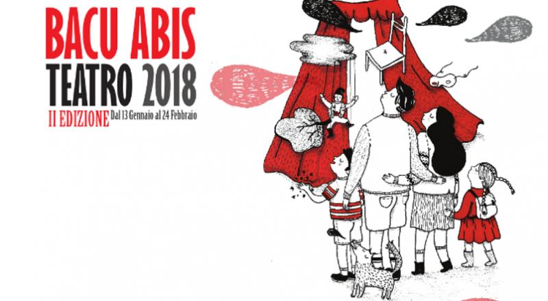 Bacu Abis Teatro, ecco il programma degli eventi di Sabato 17 Febbraio