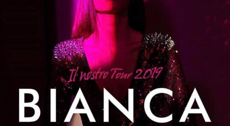 Bianca Atzei in concerto ad Ussana