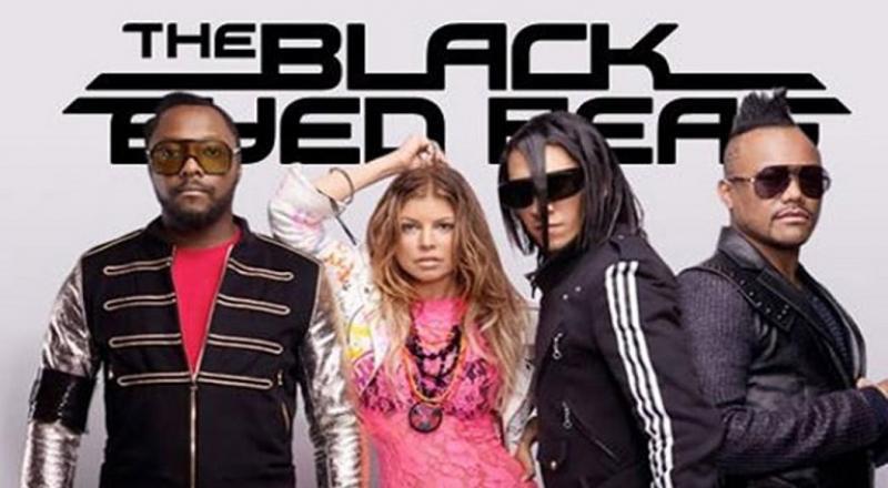 I Black Eyed Peas in concerto in Sardegna il 12 Agosto 2017
