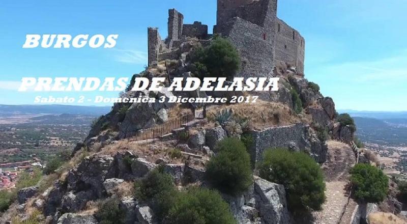 Prendas de Adelasia a Burgos, ecco il programma dell'evento del 2 e 3 Dicembre 2017