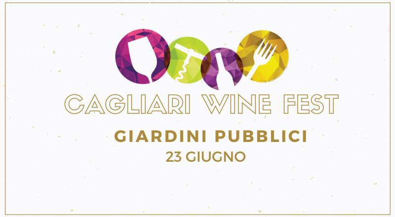 Cagliari Wine Fest, ecco l'evento con l'eccellenze vitivinicole regionali a Cagliari il 23 Giugno