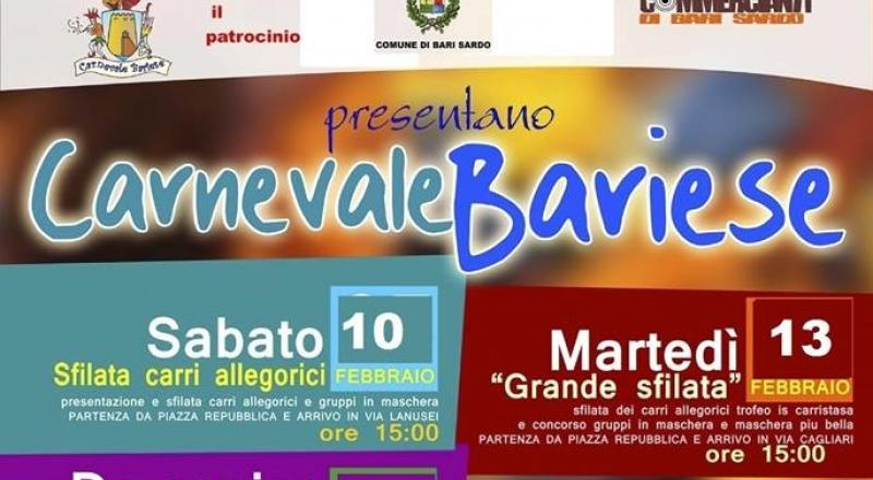 Carnevale Bariese 2018