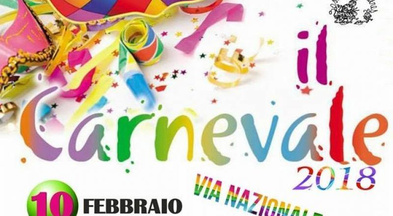 Eventi di Carnevale del 10 Febbraio, il Carnevale Lurese 2018
