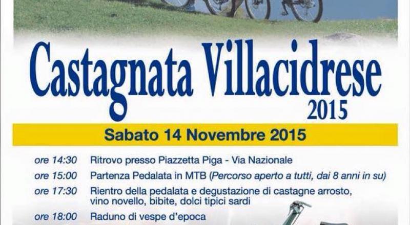 Castagnata Villacidrese