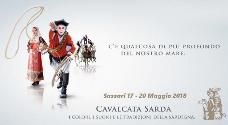 La Cavalcata Sarda 2018 a Sassari, ecco il programma dal 17 al 20 Maggio