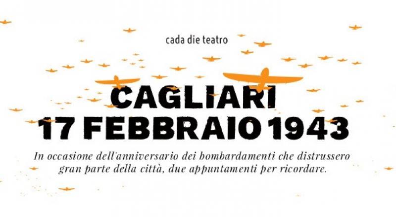 Ecco Cielo nero, spettacolo teatrale sui bombardamenti del 43, a Cagliari