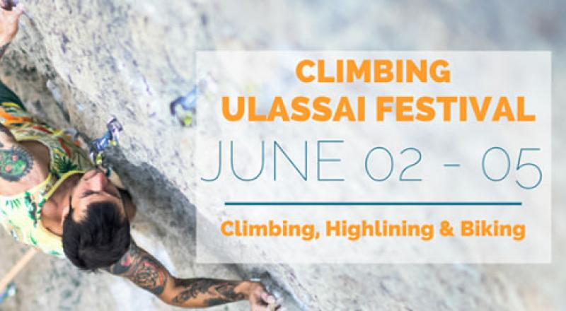Climbing Ulassai Festival in Sardegna, Ecco il programma completo dal 2 al 4 Giugno 2017