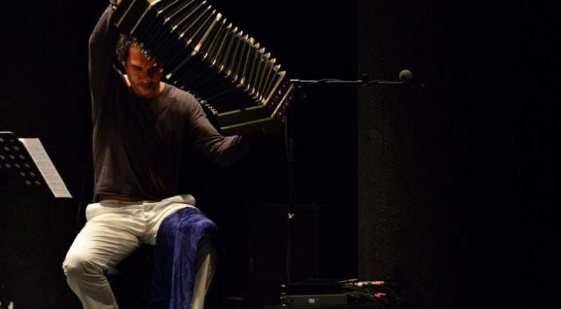 Sacro e Profano, concerto jazz con Daniele di Bonaventura al Teatro Adriano di Cagliari il 23 Maggio