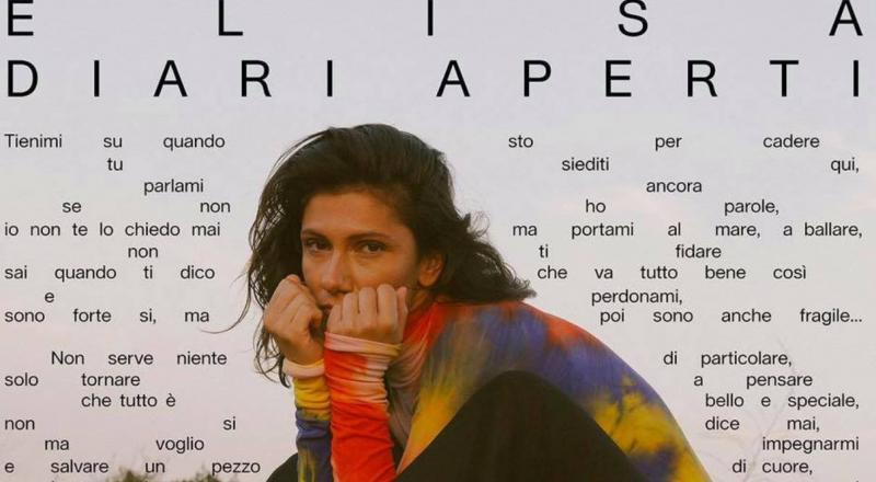 Concerti in Sardegna, Elisa a Cagliari e Sassari, biglietti in vendita da oggi