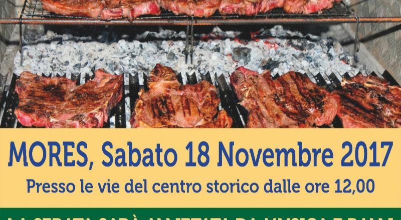 Ammentos de sa die de Santa Cadrina a Mores, ecco l'evento del 18 Novembre 2017