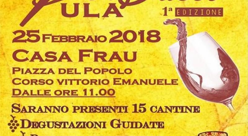 Per Bacco Pula, la prima edizione dedicata alle degustazioni di vino