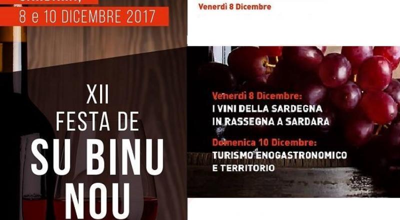 Festa de su Binu Nou a Sardara, ecco il programma dell'evento dell'8 e 10 Dicembre 2017