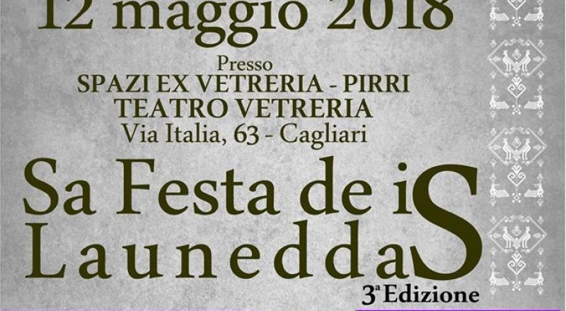 Sa Festa de is Launeddas 2018 a Pirri, ecco l'evento di Sabato 12 Maggio