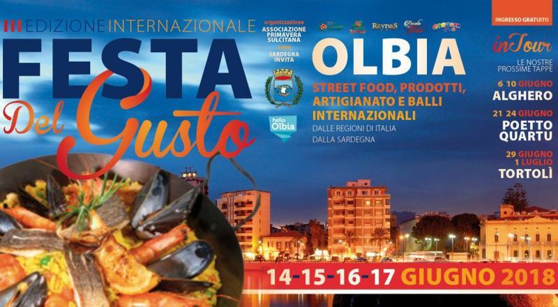 Festa del Gusto in Sardegna, ecco le tappe di Giugno 2018 in Sardegna
