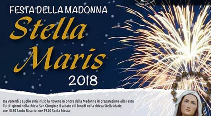Festa di Stella Maris Arbatax, ecco il programma completo dal 13 al 15 Luglio 2018