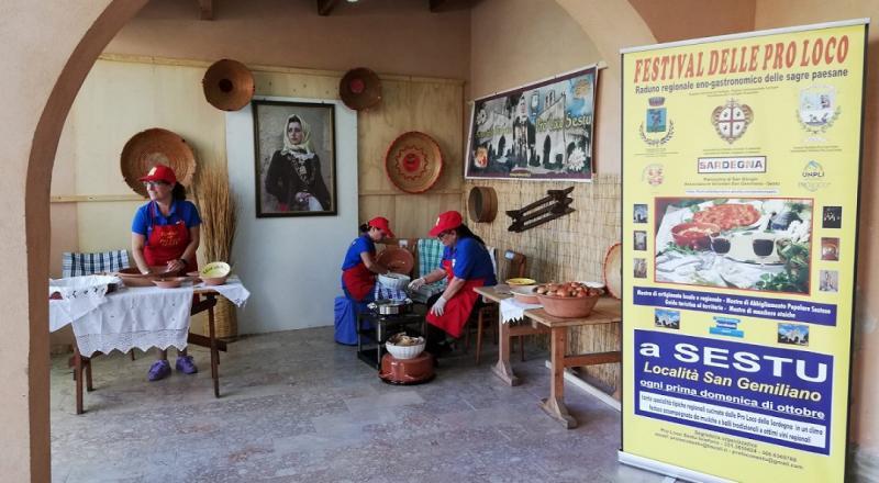 13°  Festival delle Pro Loco Sestu, il programma del 5 e 6 Ottobre