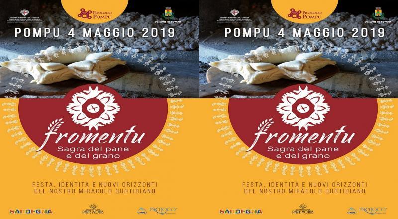 Fromentu: sagra del pane e del grano a Pompu