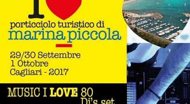 I Love Marina Piccola, ecco la festa nel porticciolo di Cagliari il 29 e 30 Settembre 2017