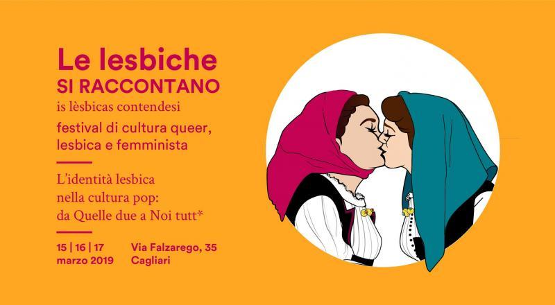 Le lesbiche si raccontano 2019, weekend dedicato alle donne