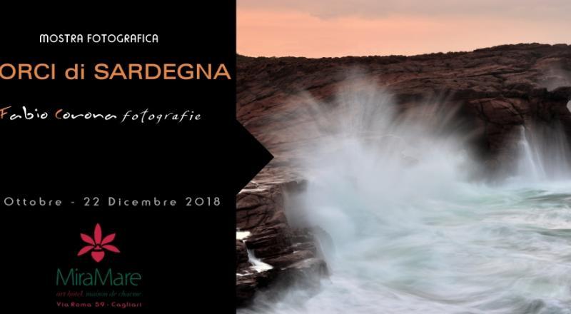 """Mostra fotografica """"Scorci di Sardegna"""" di Fabio Corona"""