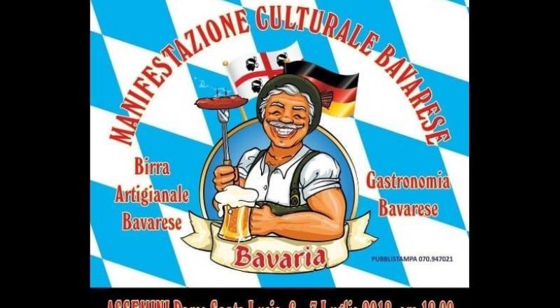 Manifestazione Culturale Bavarese, ecco l'evento del 6 e 7 Luglio 2108 ad Assemini