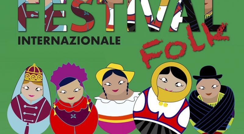 Festival Internazionale Folk 2019 a Monti