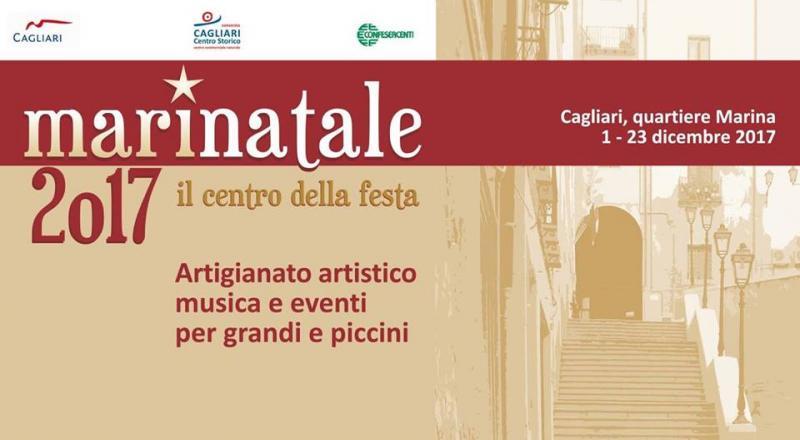 Marinatale 2017, Cagliari ecco la festa nel quartiere Marina aspettando il Natale 2017
