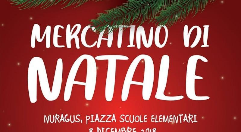 Mercatini di Natale a Nuragus, ecco il programma dell'8 dicembre!