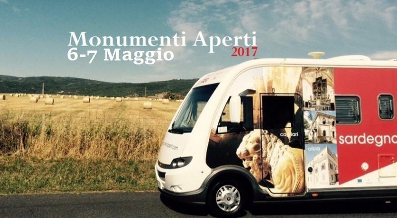 Monumenti Aperti, ecco dove e cosa visitare il 6 e 7 Maggio 2017 in Sardegna