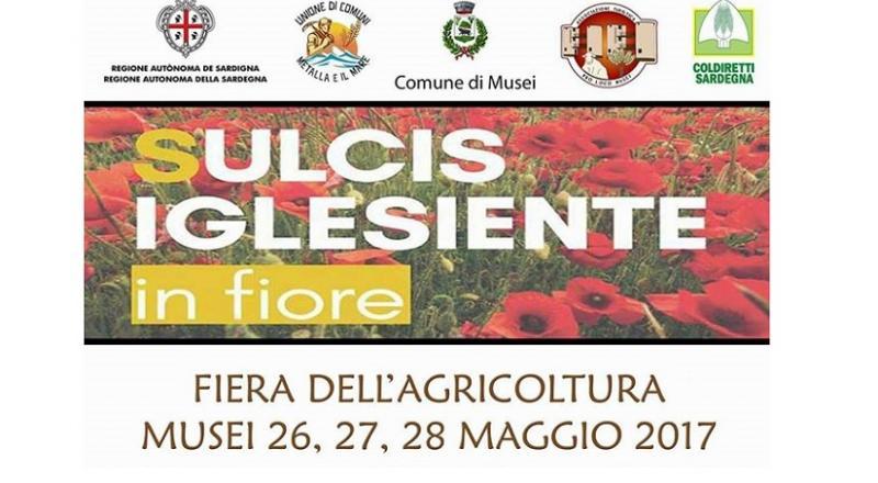 Musei, Sulcis Iglesiente in Fiore, ecco il programma dal 26 al 28 Maggio 2017
