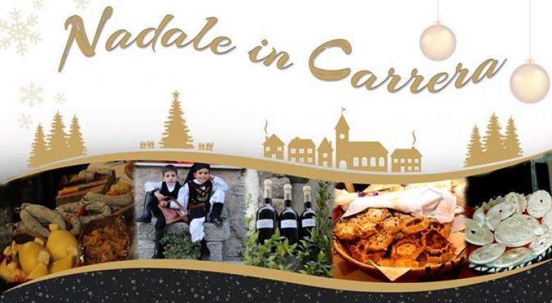 Nadale in Carrera ad Alà dei Sardi, ecco il programma dell'evento del 9 dicembre 2018
