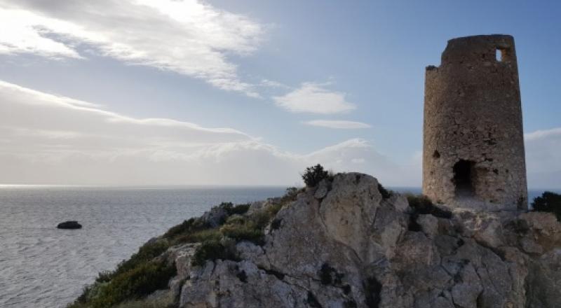 Passeggiata a Cagliari al Capo Sant'Elia e Fortino Sant'Ignazio