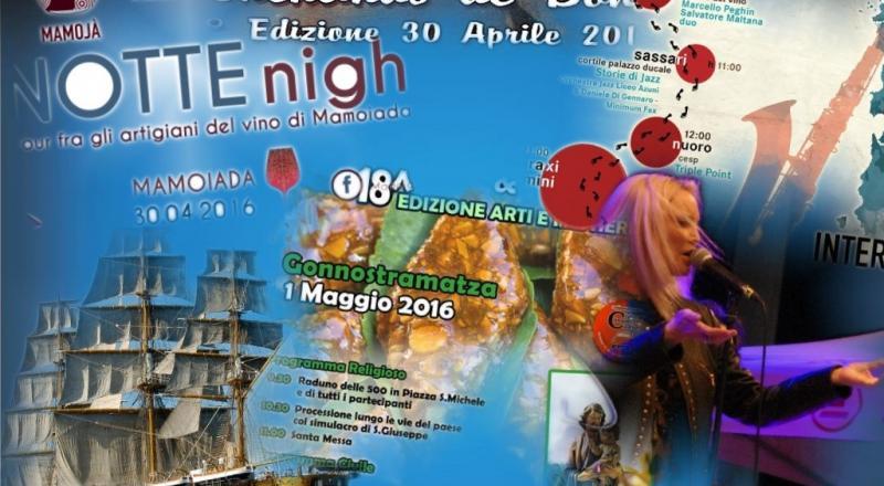 Primavera Sulcitana 2020 Calendario.Eventi In Sardegna Del 29 30 Aprile E 1 Maggio Scorpi I