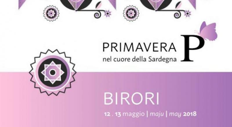 Primavera nel Cuore della Sardegna 2018 a Birori, ecco il programma del 12 e 13 Maggio