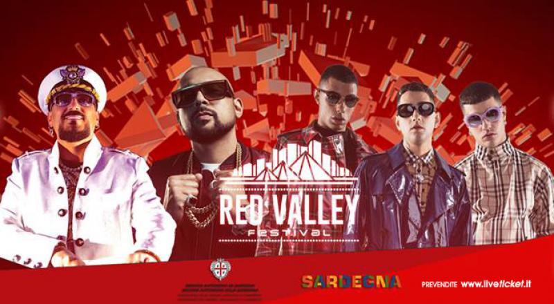 Red Valley Festival 2018 Arbatax, ecco il programma completo dall'11 al 14 Agosto