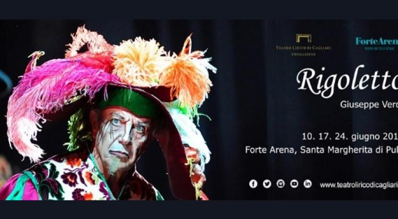 Rigoletto al Forte Arena, spettacolo il 10, 17 e 24 Giugno 2017