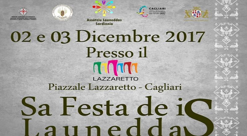 Sa Festa de is Launeddas 2017 a Cagliari, ecco il programma del 2 e 3 Dicembre