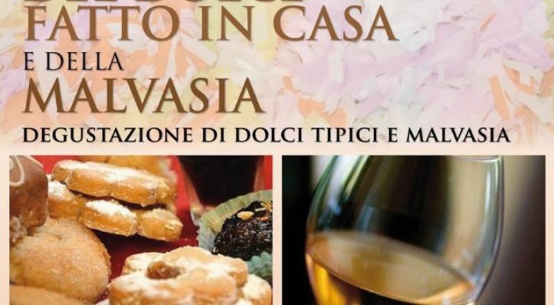 Sagra del dolce fatto in casa e della malvasia di Samassi, ecco il programma dell'evento di Sabato 26 Agosto