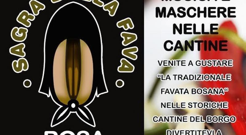 Sagra della Fava a Bosa, ecco l'evento del 23 febbraio 2019