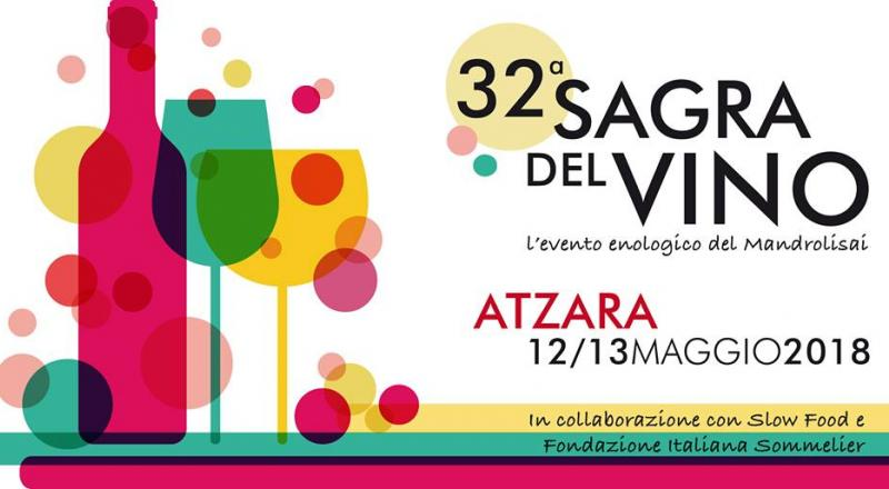 Sagra del Vino di Atzara 2018, ecco il programma del 12 e 13 Maggio