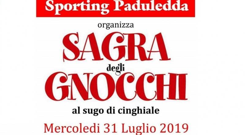 Sagra degli Gnocchi al cinghiale 2019 a Trinità d'Agultu, il programma!