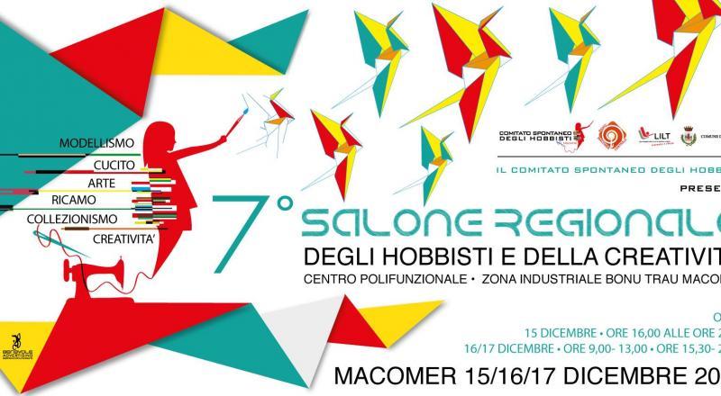 Salone Regionale degli Hobbisti e della Creatività, ecco l'evento di Macomer dal 15 al 17 Dicembre 2017