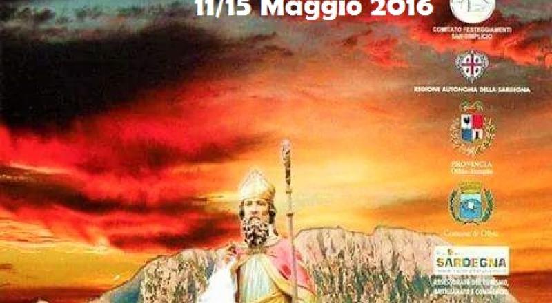 Festa di San Simplicio 2018 Olbia, ecco il programma dal 10 al 15 Maggio