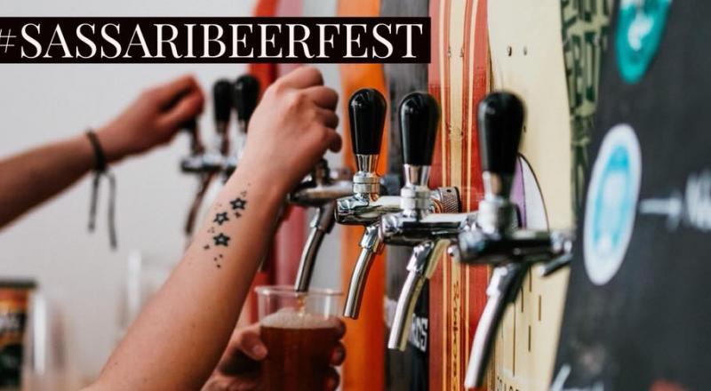 Sassari Beer Fest 2018, ecco il programma del 19 20 e 21 Luglio