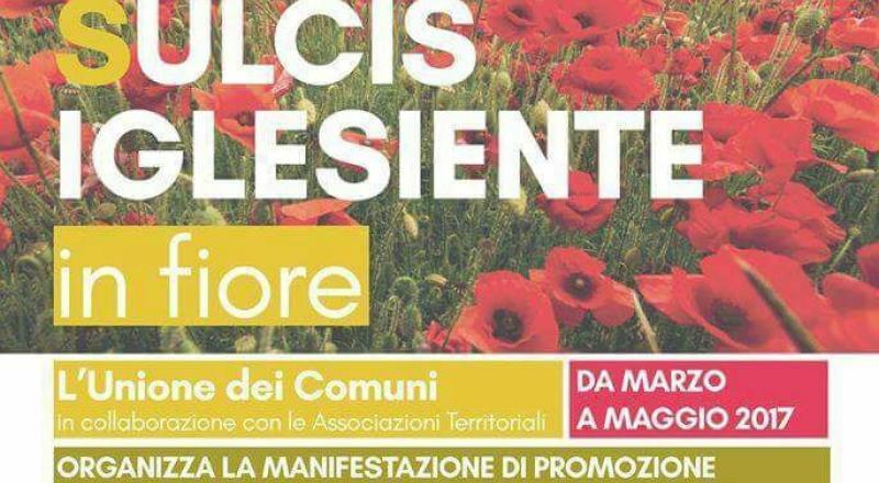 Sulcis Iglesiente in Fiore, Ecco gli appuntamenti da Marzo a Maggio 2017