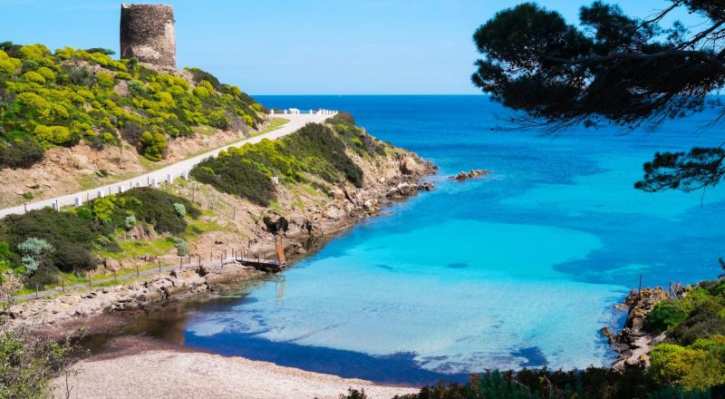 Tour in Sardegna all'isola dell'Asinara e Castelsardo, evento e programma del 21 e 22 Aprile 2018