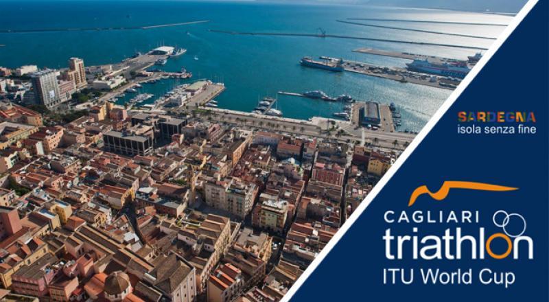 Triathlon a Cagliari, ecco il grande evento mondiale nel capoluogo