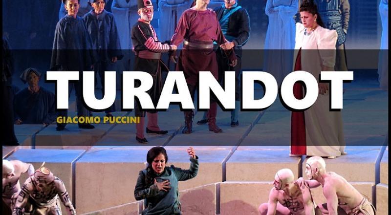Avviso selezione acrobati e figuranti per Turandot, al Teatro Lirico di Cagliari